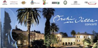 Festival Archi in villa Porto Sant'Elpidio edizione 2018