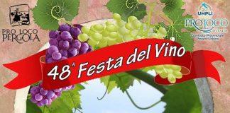 Festa del Vino a Pergola edizione 2018