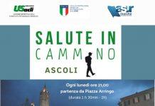 salute in cammino Ascoli
