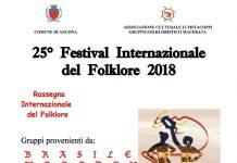 festival folklore Ancona 2018