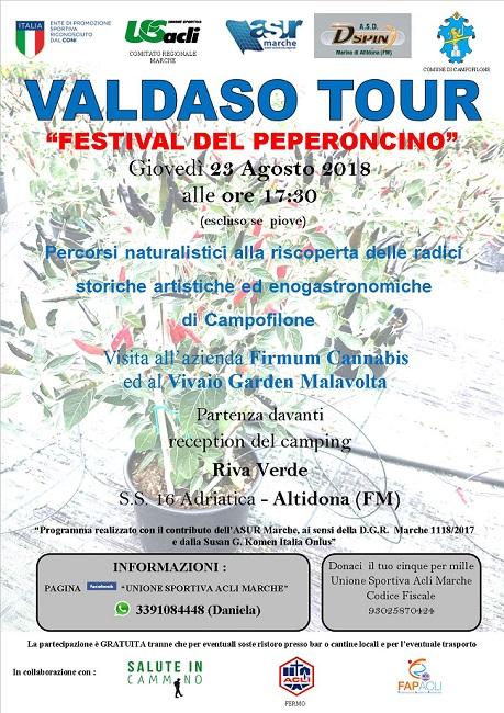 Festival del peperoncino Campofilone