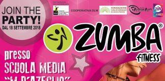 Ascoli, otto lezioni gratuite di Zumba da settembre