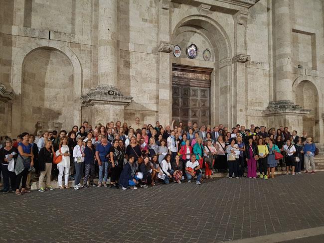 Serata dedicata a Papa Niccolo IV ed al francescanesimo