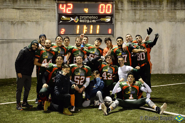 GLS Dolphins Ancona U19 in semifinale