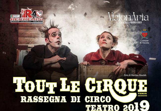 tout le cirque Ancona