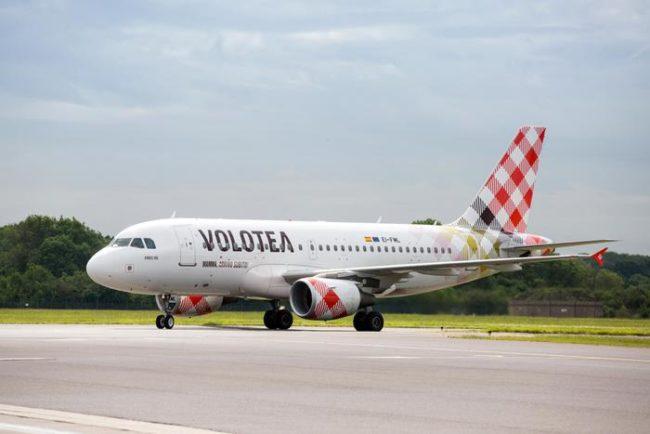 Volotea punta su Bari: tre nuovi voli per la summer 2020