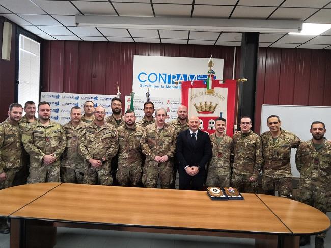 Camerino, il sindaco ringrazia i militari dopo le demolizioni - Marche News 24
