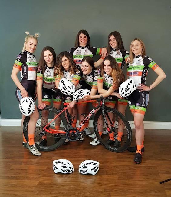 ambedo ciclismo femminile