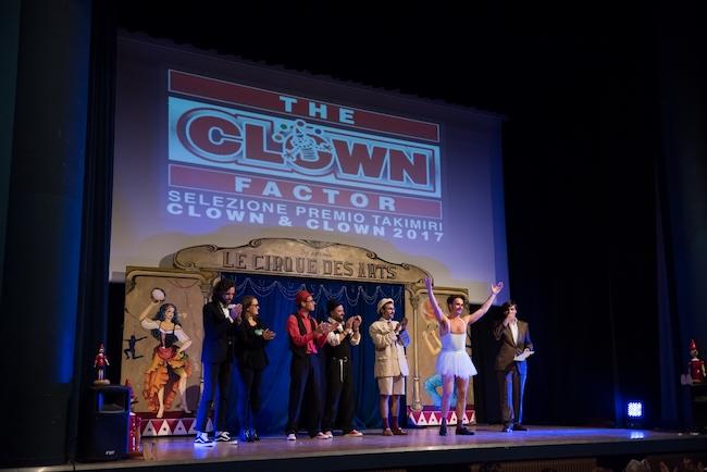 clown factor