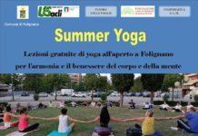 summer yoga folignano summer 2020