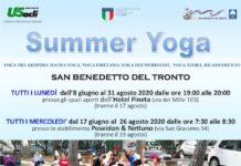 summer yoga san benedetto 2020