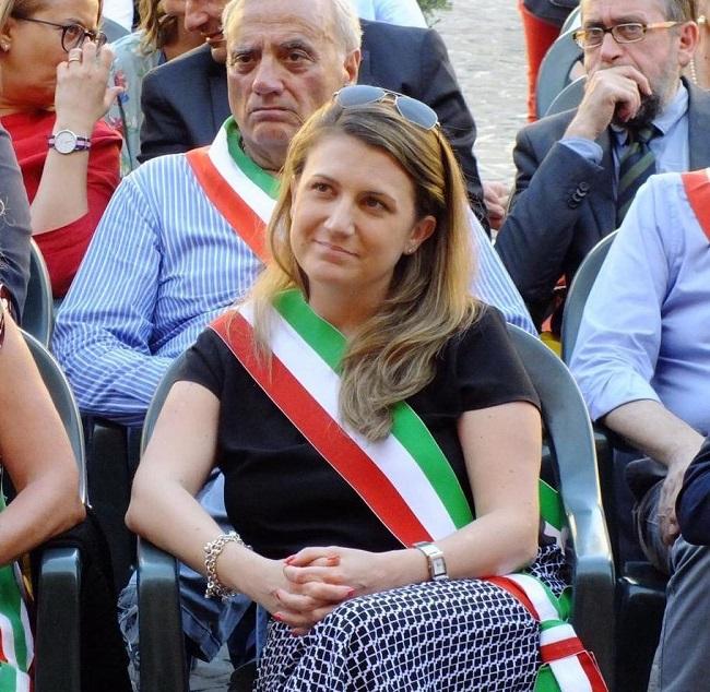 L'assessore Giovanna Sartori