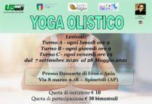 Yoga Pagliare settembre 2020 maggio