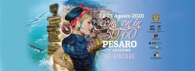festival del vintage a Pesaro