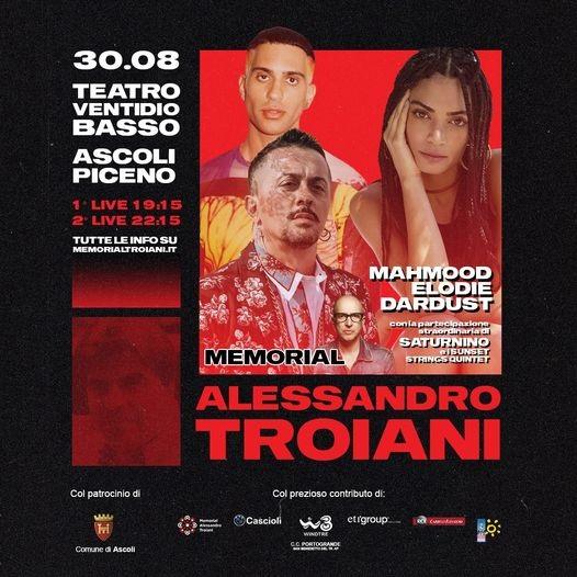 memorial troiani