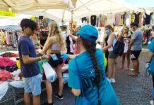 Volontario a Civitanova Marche