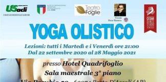 yoga olistico