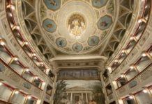 Teatro Feronia Dove foto Teresa Balzano