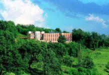 Terme Di Raffaello veduta panoramica