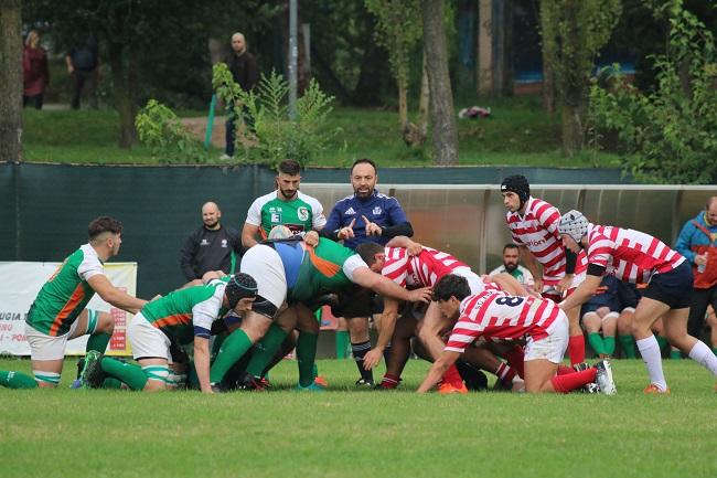 Amichevole disputata dal Rugby Jesi a Perugia ad inizio ottobre scorso