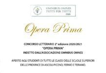 Locandina Opera Prima 2020