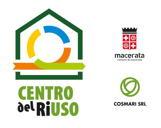 Logo-centro del riuso macerata