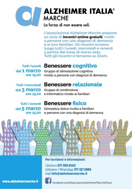 Alzheimer Italia- Marche