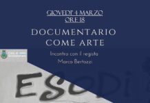 esodi documentario come arte
